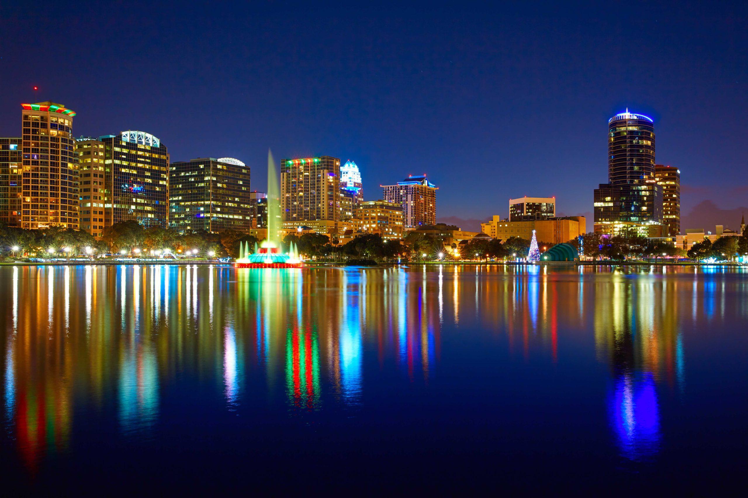 Downtown Orlando: centro de atrações