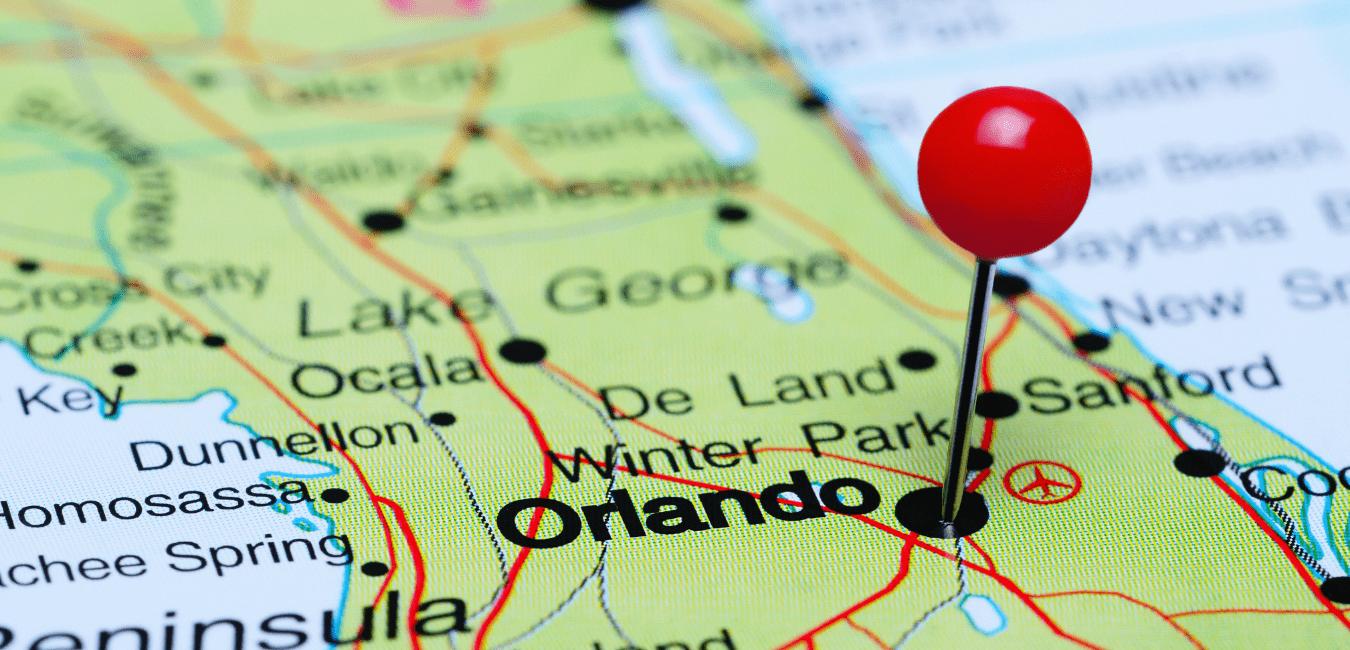 bairros de Orlando para morar